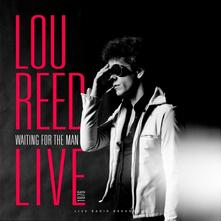Best of Waiting for the Man Live - Vinile LP di Lou Reed