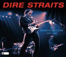 Broadcast Collection 1979-1992 - CD Audio di Dire Straits