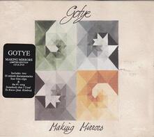 Making Mirrors - CD Audio + DVD di Gotye