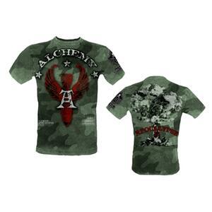 T-Shirt unisex Propaganda A'. Ul13 Camo Vintage