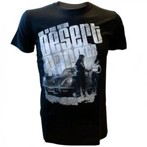 T-Shirt uomo Bernard of Hollywood. Desert Race 68