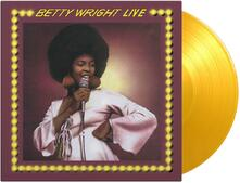 Betty Wright Live (Expanded Coloured Vinyl) - Vinile LP di Betty Wright