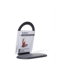 Porta Telefono Per Ricarica Nero Bobino - 5