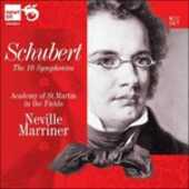 CD 10 Sinfonie Franz Schubert Sir Neville Marriner Academy of St. Martin in the Fields