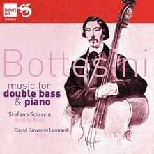 Musica per contrabbasso - CD Audio di Giovanni Bottesini