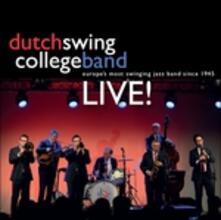 Live! - CD Audio di Dutch Swing College Band