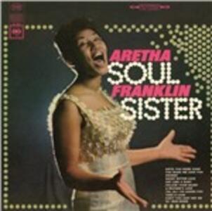 Soul Sister - Vinile LP di Aretha Franklin