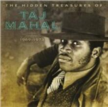The Hidden Treasures of Taj Mahal 1969-1973 - Vinile LP di Taj Mahal