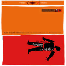 Anatomy of a Murder (Limited 180 gr. Transparent Red Coloured Vinyl Edition) - Vinile LP di Duke Ellington
