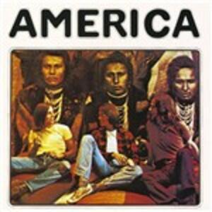 America - Vinile LP di America
