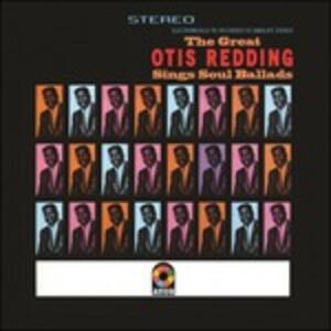 Sings Soul Ballads - Vinile LP di Otis Redding
