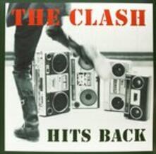 Hits Back (Remastered) - Vinile LP di Clash