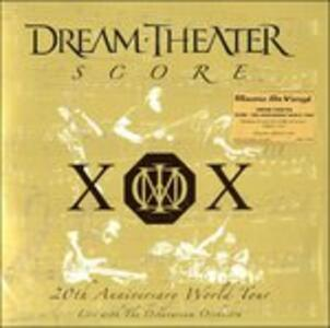 Score - Vinile LP di Dream Theater