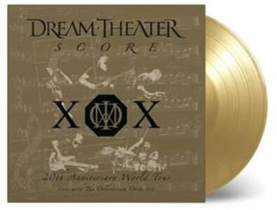 Score - Vinile LP di Dream Theater - 2