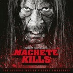 Cover CD Colonna sonora Machete Kills