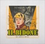 Cover CD Colonna sonora Il bidone