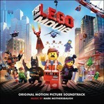 Cover CD Colonna sonora The Lego Movie