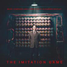 Imitation Game (Transparent Vinyl) (Colonna Sonora) - Vinile LP