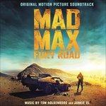Cover della colonna sonora del film Mad Max: Fury Road