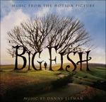 Cover CD Colonna sonora Big Fish
