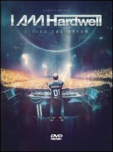 Hardwell. Living The Dream - DVD