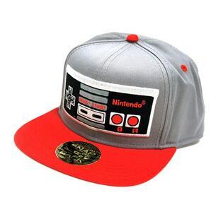 Cappellino Nintendo. Controller Snap Back Cap