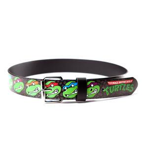 Cintura Teenage Mutant Ninja Turtles. Faces Logo Printed Belt
