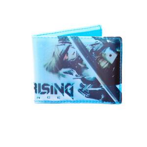 Portafoglio Metal Gear Rising. Raiden