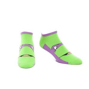 Calzini Teenage Mutant Ninja Turtles. Ninja Purple Ankle
