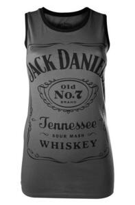 Top donna Jack Daniel's. Old No 7