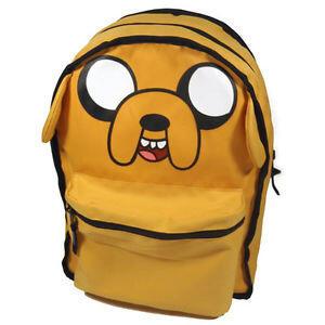 Zaino reversibile Adventure Time. Finn & Jake