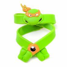 Bracciale Teenage Mutant Ninja Turtles. Michelangelo