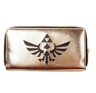 Portafoglio Nintendo. Zelda Mirror Around
