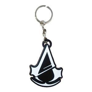 Portachiavi Assassin's Creed Unity. Metal Logo Keychain - 2