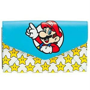 Portafoglio Nintendo. Super Mario & Stars