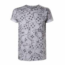 T-Shirt unisex Playstation. Sublimation Controller