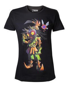 T-Shirt Nintendo. Zelda T-shirt Men Majoras Mask