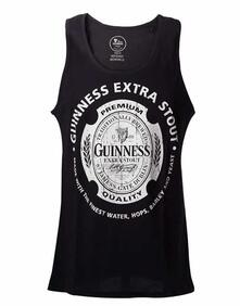 Top donna Guinness. Black