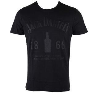 T-Shirt unisex Jack Daniel's. 1866 Black