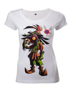 T-Shirt Donna Nintendo. T-shirt Female Zelda