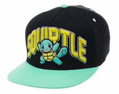 Cappellino Pokemon. Squirtle - 2