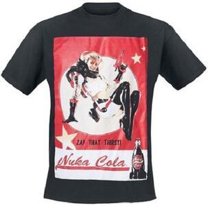 T-Shirt unisex Fallout. Nuka Cola