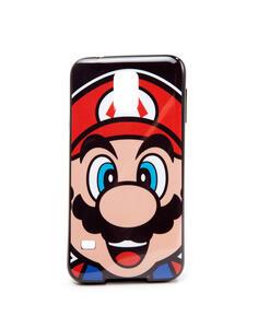 Cover Samsung S5 Nintendo. Mario