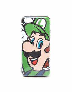 Cover iPhone 5 Nintendo. Luigi