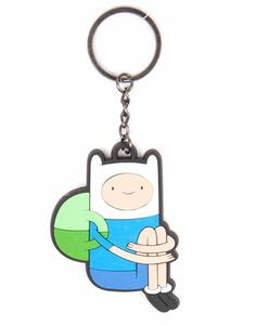 Portachiavi Adventure Time. Sitting Finn