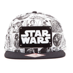 Cappellino Star Wars. Comic Style