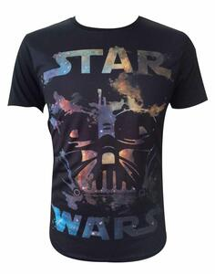 T-Shirt unisex Star Wars. Darth Vader All Over
