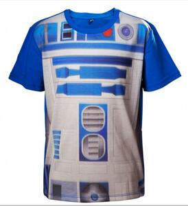 T-Shirt bambino Star Wars. R2D2