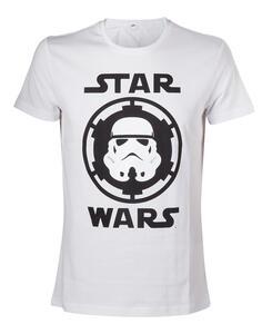 T-Shirt unisex Star Wars. Strom Trooper Black