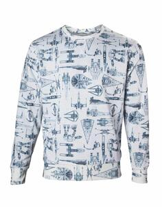 Felpa Star Wars. Sublimated Vehicles and Starships